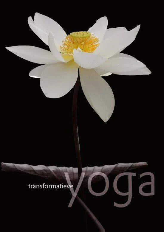 Boek Transformatieve Yoga